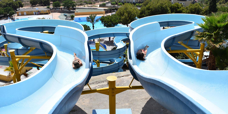 Vera Playa - parque acuático Aquapark