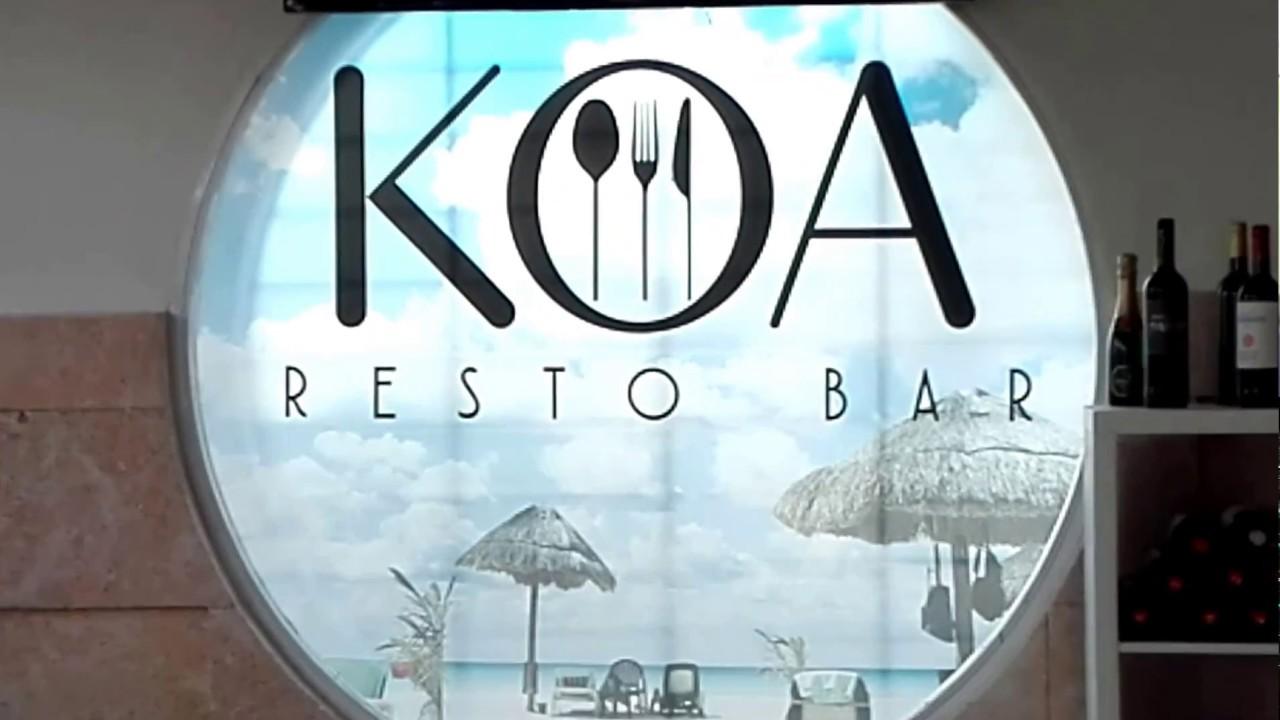Bars and restaurants - Resto Bar Koa