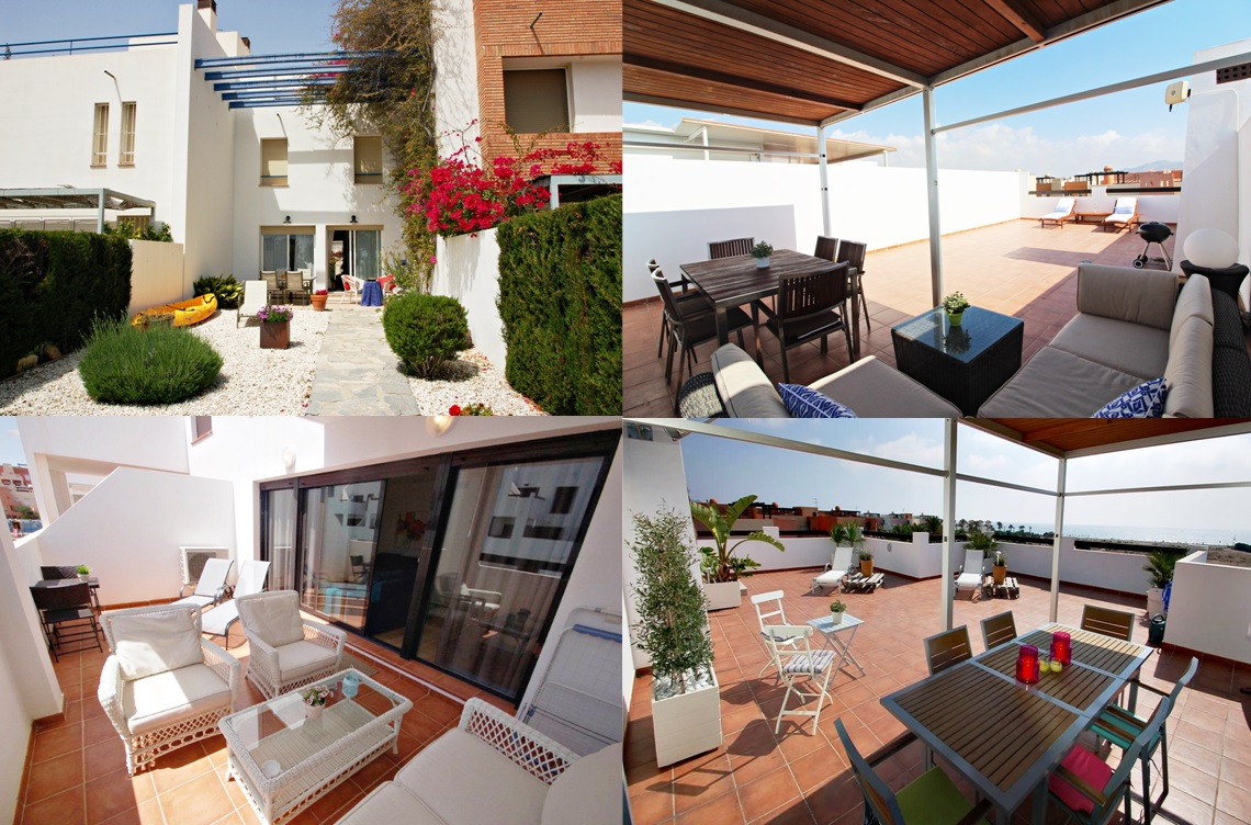 Spend the winter in the south of Spain - holiday homes in Vera Playa